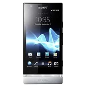 Sony Xperia P LT22i (Silver)