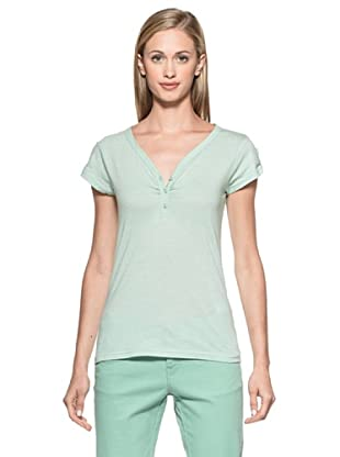 Timeout Camiseta Pliegues (Verde)