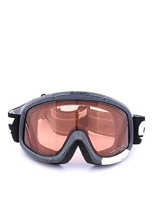 Carrera Máscaras de Esqui M00354 STRATOS EVO BLACK S LOGO LD
