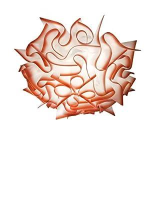 Slamp Wand- und Deckenlampe Veli 53 orange