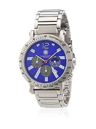 Constantin Durmont Reloj de cuarzo Man CD-PRED-QZ-ST-STST-BL  45 mm