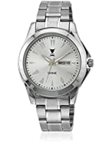 Dd3085 Silver/White Analog Watch
