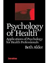 Psychology of Health 2nd Ed
