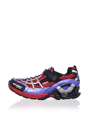Stride Rite Kid's Web-Slinger Sneaker (Toddler/Little Kid) (Blue/Red)
