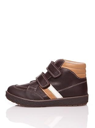 Pablosky Stiefel Streifen (Braun)