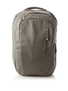 Incase Coated Canvas Backpack, Taupe