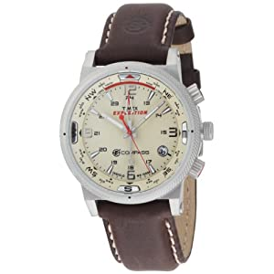 Timex Expedition Analog Beige Dial Men's Watch - T49818