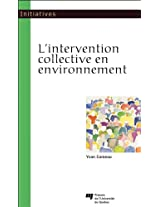 L'intervention collective en environnement (Initiatives) (French Edition)