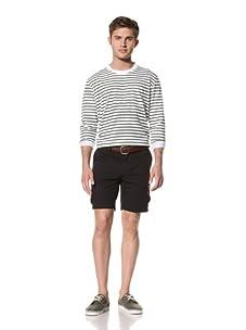 Standard Issue by Hyden Yoo Men's Wheeler Shorts (Navy)
