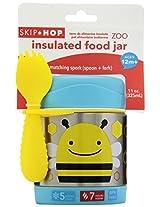 Skip hop Zoo Insulated Food Jar - Bee (Multicolor)