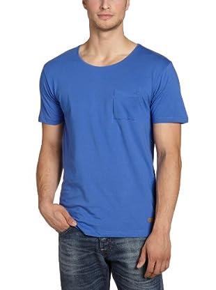 SELECTED Camiseta (Azul)