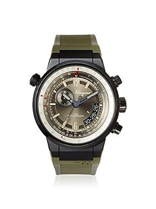 Salvatore Ferragamo Men's FQ2010013 F-80 Green/Grey Stainless Steel Watch
