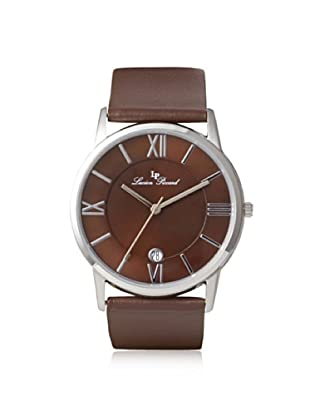 Lucien Piccard Unisex 10608-04 Moiry Brown Leather Watch