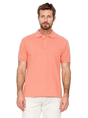 Cortefiel Polo Vintage (Orange)