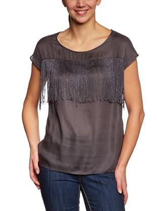 ONLY T-Shirt, Rundhals (Schwarz)