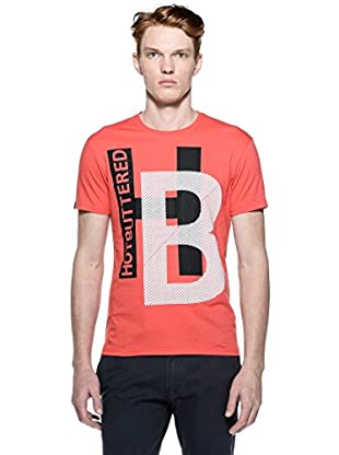 Hot Buttered Camiseta M/C Seregno (Rojo)