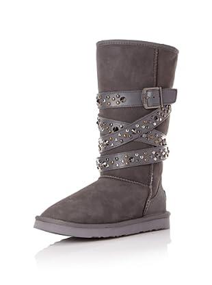 Australia Luxe Collective Women's Devil Long Sheepskin Boot (Charcoal)