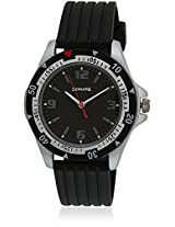 Sonata Analog Black Dial Men's Watch - NF7930PP02J