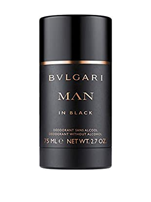 Bvlgari Deodorant Stick Man In Black 75.0 ml, Preis/100 ml: 30.65 EUR