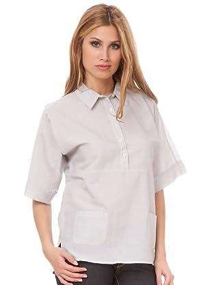 Armand Basi Camisa Sain (gris / blanco)