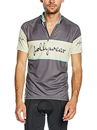 JOLLYWEAR Maillot Ciclismo Vintage