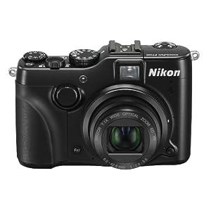 Nikon デジタルカメラ COOLPIX (クールピクス) P7100 ブラック P7100BK