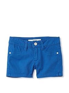 Joe's Jeans Girl's 2-16 Mini Jegging Shorts (Royal Blue)