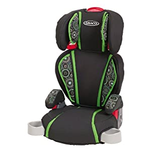 Graco 1781042 Turbobooster Highback Car Seat