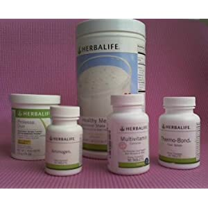 Herbalife Advance Weight Loss Program-french Vanilla