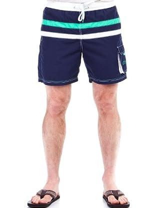 Cortefiel Bañador Bolsillo (azul marino)