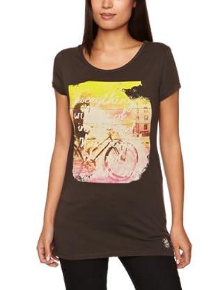 Lee Camiseta Photo (Gris oscuro)