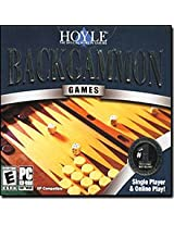Hoyle Backgammon JC (PC)