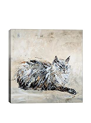 Julian Spencer Toulouse Gallery Wrapped Canvas Print