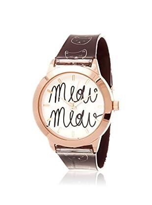 FORTUNE Women's NWR385494Q-BR Multi Rubber Watch