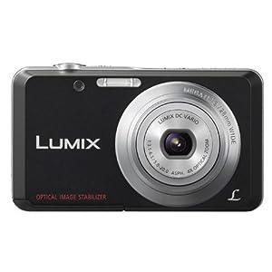 Panasonic Lumix DMC-FH4K Digital Camera-Black
