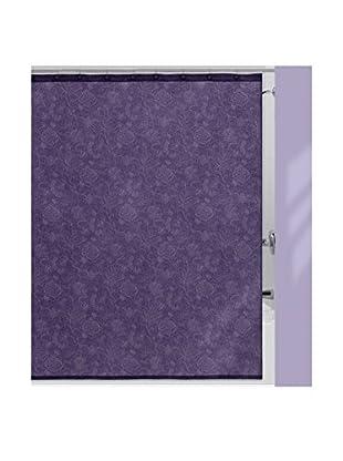 Creative Bath Fine Lines Shower Curtain, Purple