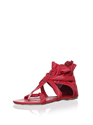 XTI Kid's Perforated Sandal (Red)