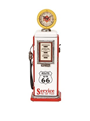 Decorative Gas Pump Clock