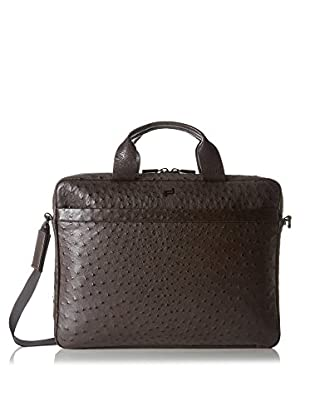 Porsche Design Bolsa messenger Ostrich Laptop