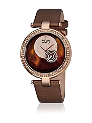 Bürgi Uhr mit schweizer Quarzuhrwerk Woman 40 mm