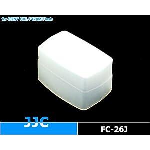 【クリックで詳細表示】JJC製 良質変形せず SONY HVL-F42AM HVL-F36AM PENTAX AF360FGZ 専用 フラッシュ ディフューザー 乳白色