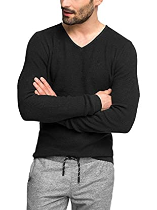 edc by ESPRIT Jersey  Negro Small