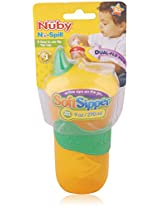 Nuby Soft Sipper - No Spill, 1 Piece Pouch