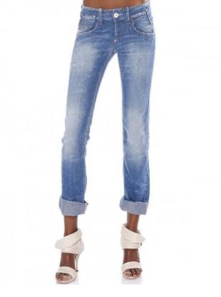Fornarina Jeans Beth-Denim (Blue Rainbow)