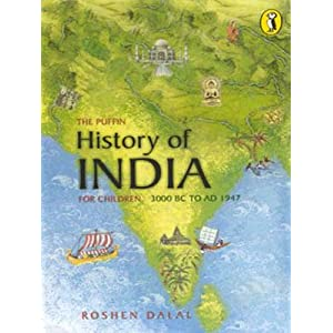 The Puffin History of India for Children - 1