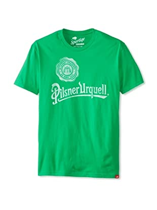 Sportique Men's Pilsner T-Shirt (Green)