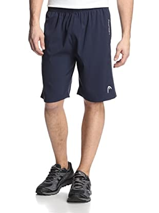 HEAD Men's Break Point Shorts (Navy)
