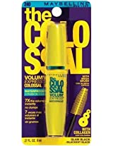 Maybelline New York The Colossal Volum' Express Waterproof Mascara - Glam Black...