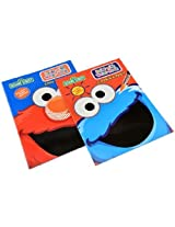 """Sesame Street® Paint with Water Set of 2 Books. """"Elmo Imagines!"""" and """"Cookies Year!"""""""