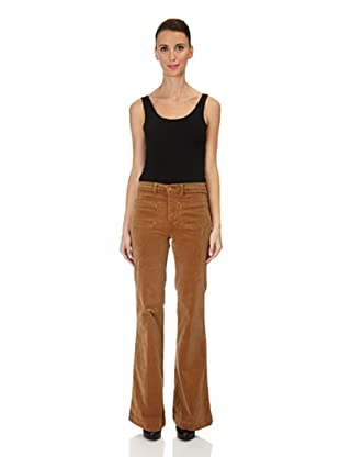 J Brand Kordhose Ali High Rise Wide Leg (Toffee)